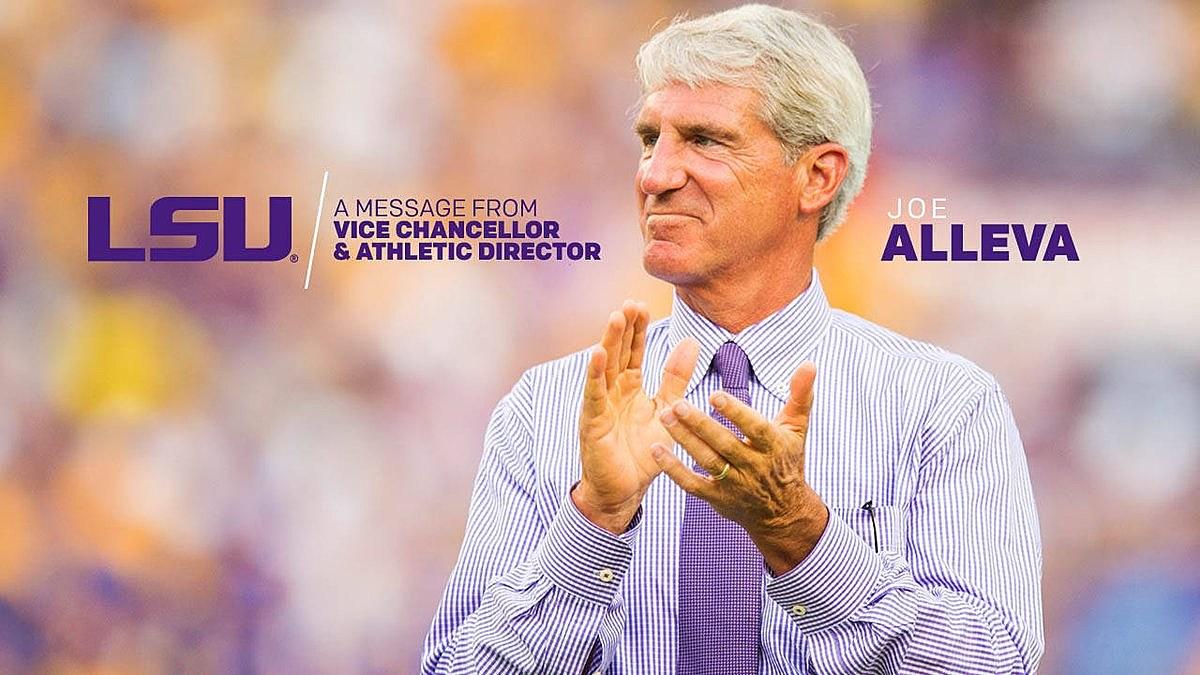 Alleva updates LSU coaching search