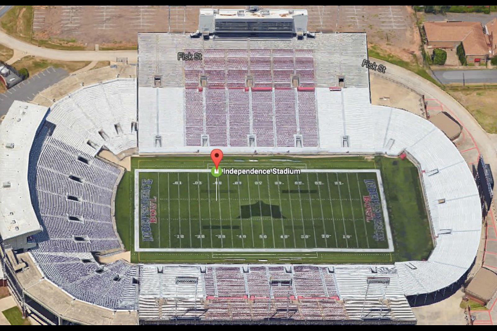 Independence Stadium EDIT OK