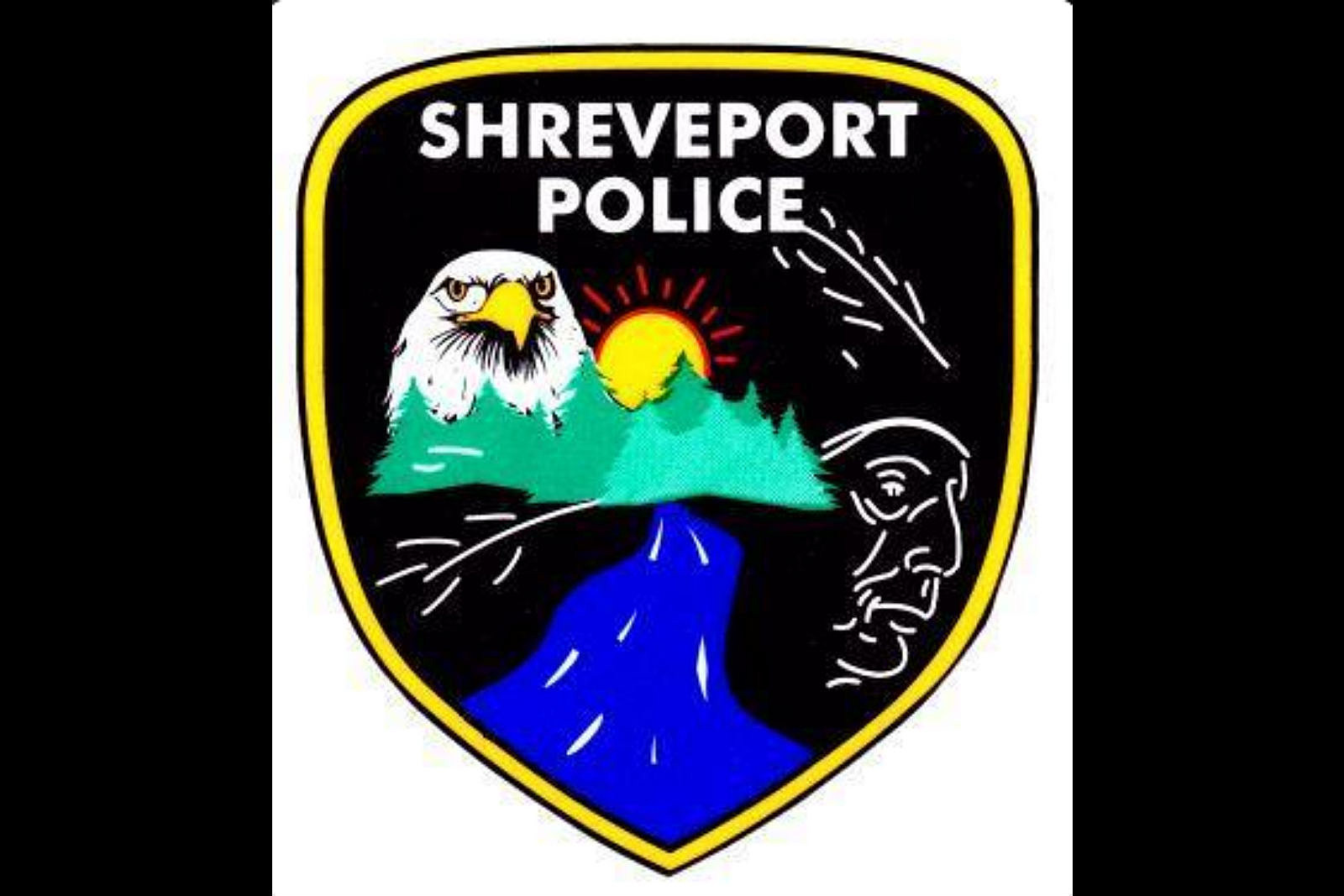 Shreveport Police Department Badge Edited