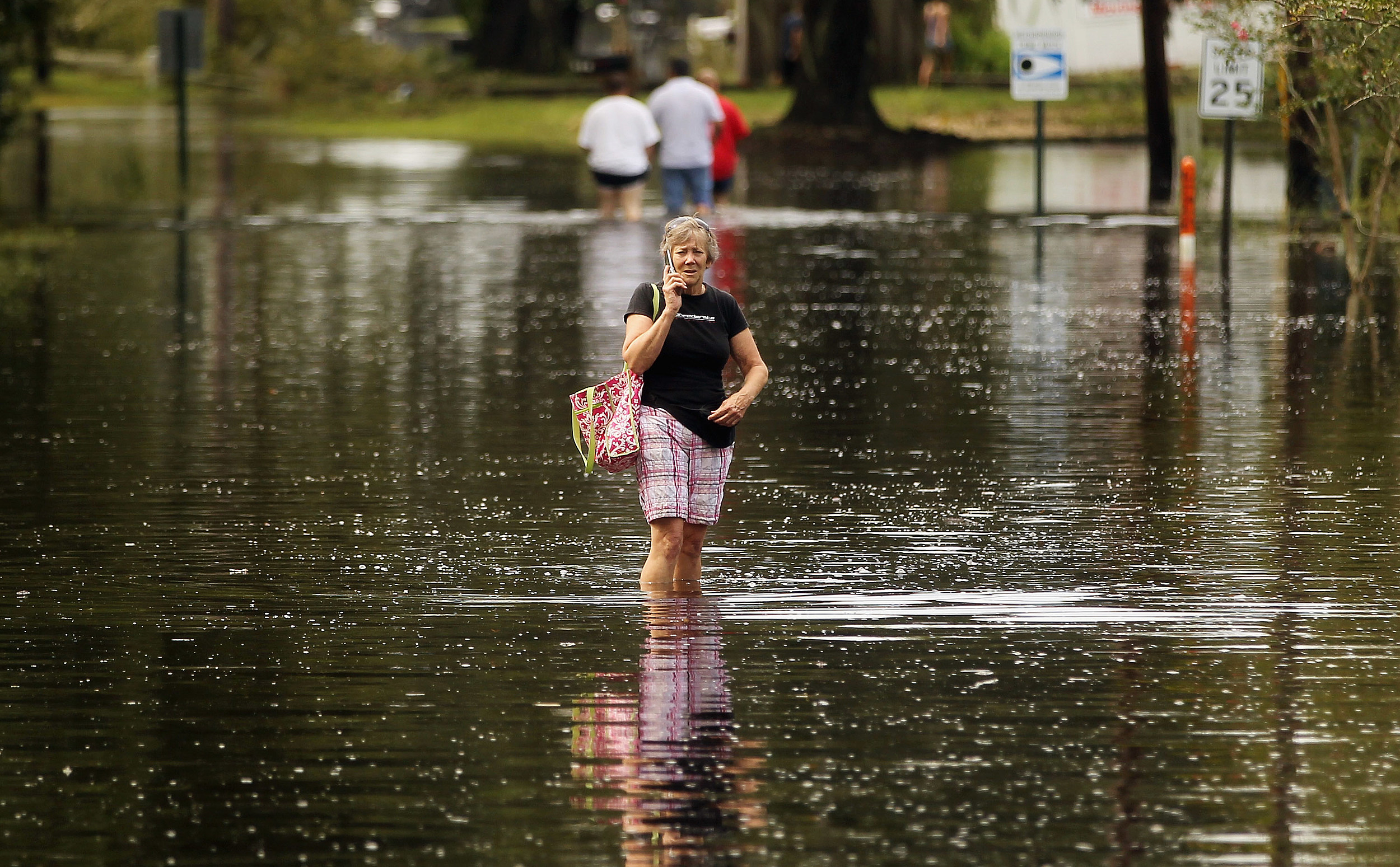 US Gulf Coast Copes With Aftermath Of Hurricane Isaac