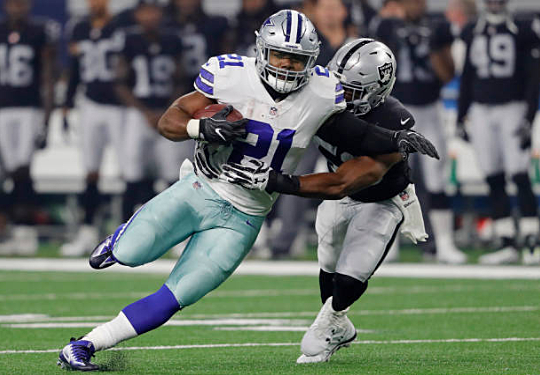 Ezekiel Elliott Granted Temporary Restraining Order, Will Be Eligible To Play