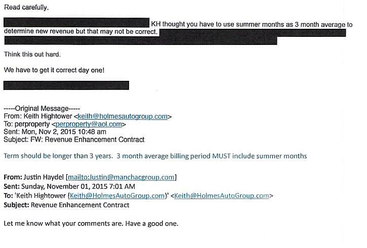 Hightower email